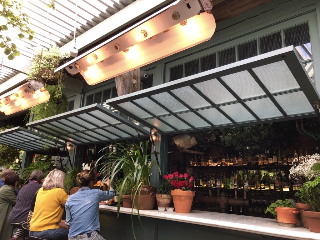 The Potting Shed - The Grounds at Alexandria - Giddy Guest