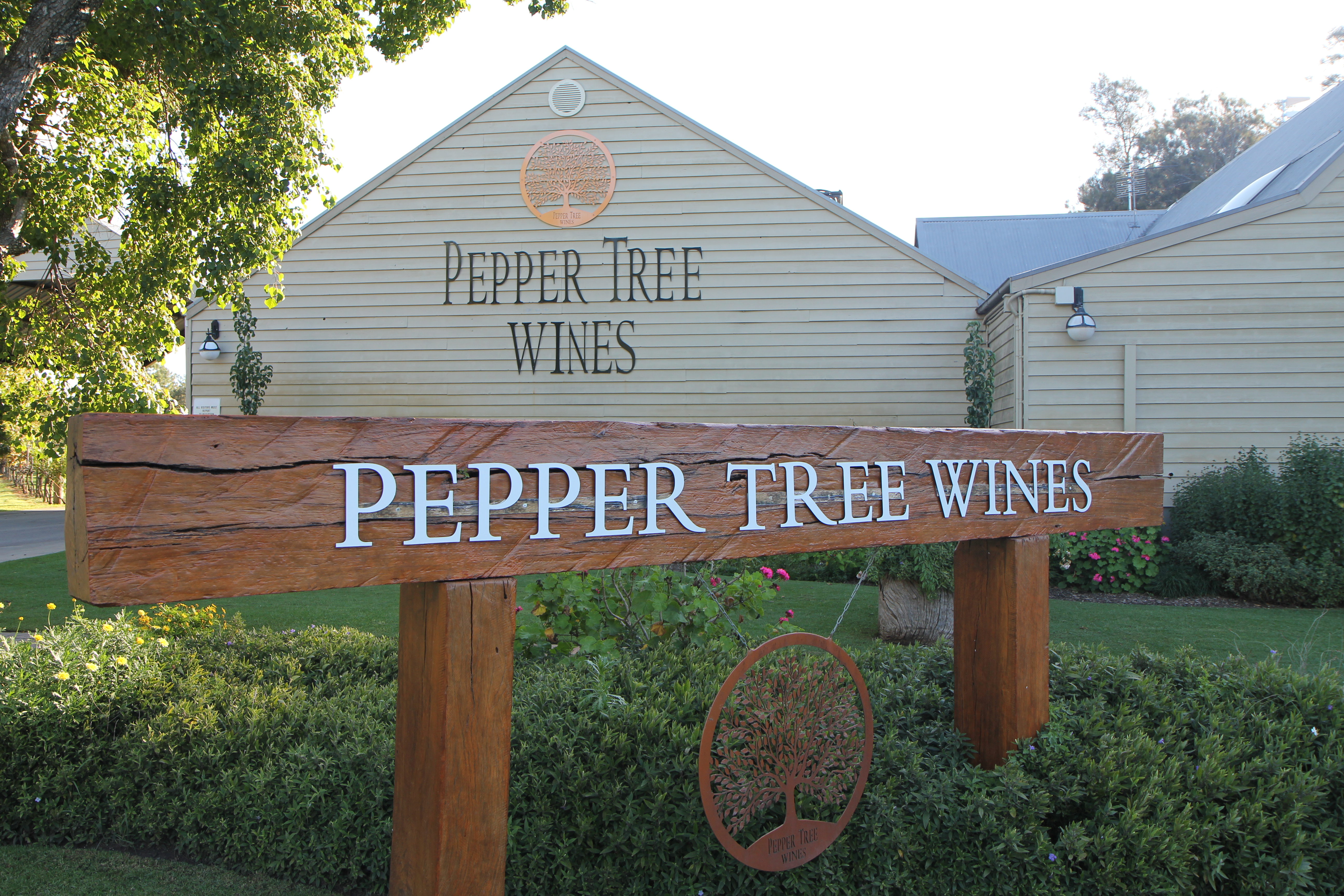 Hunter Valley - Pepper Tree Wines - Giddy Guest