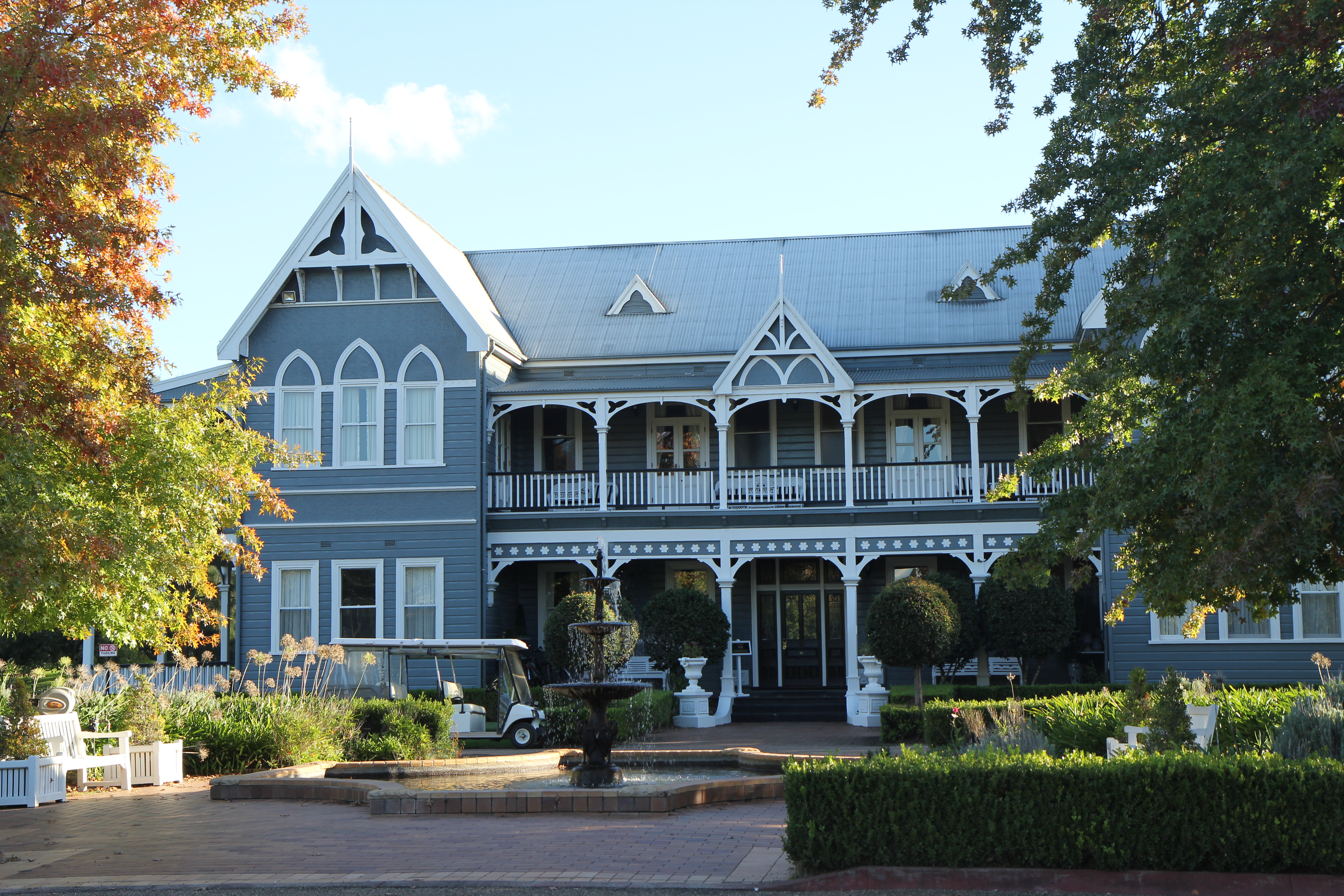Hunter Valley - The Convent Hotel