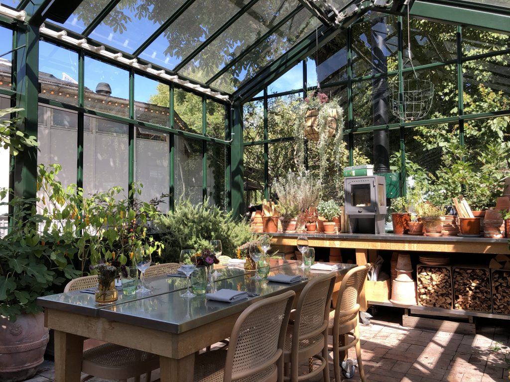What to eat in Copenhagen - Tivoli - Gemyse - Giddy Guest
