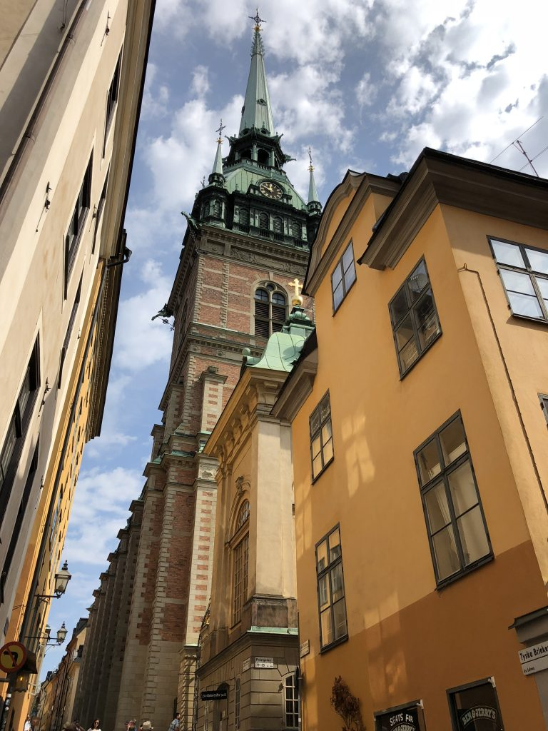 Stockholm: What to See in One day - Gamla Stan Stockholm