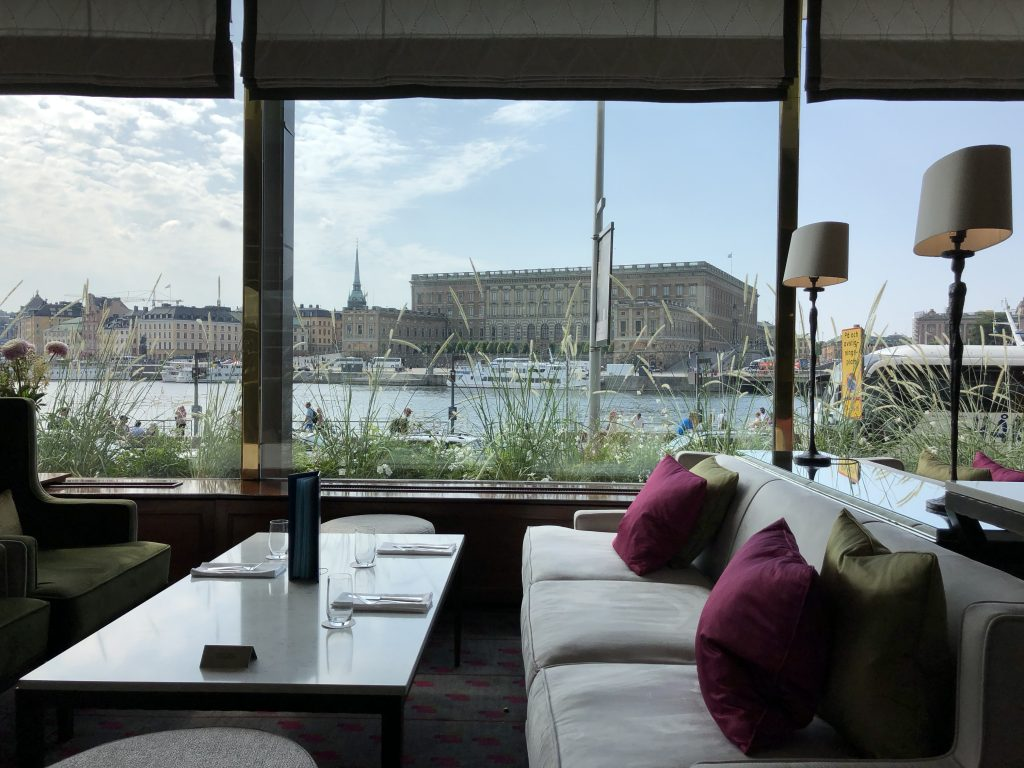 Where to stay in Stockholm - Grand Hotel Stockholm - Giddy Guest