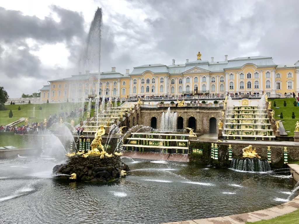 St Petersburg, Russia: What to See in Two Days Peterhof_St_Petersburgh_Russia - Giddy Guest