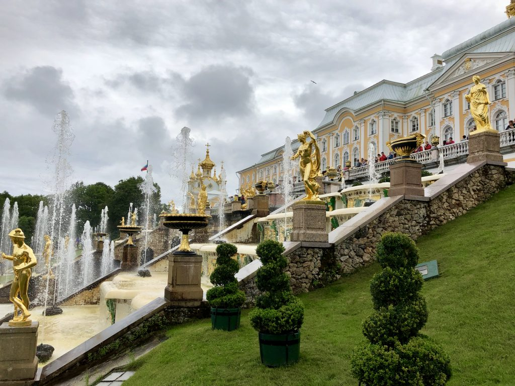 St Petersburgh, Russia - What to see in two days. Peterhof - Giddy Guest