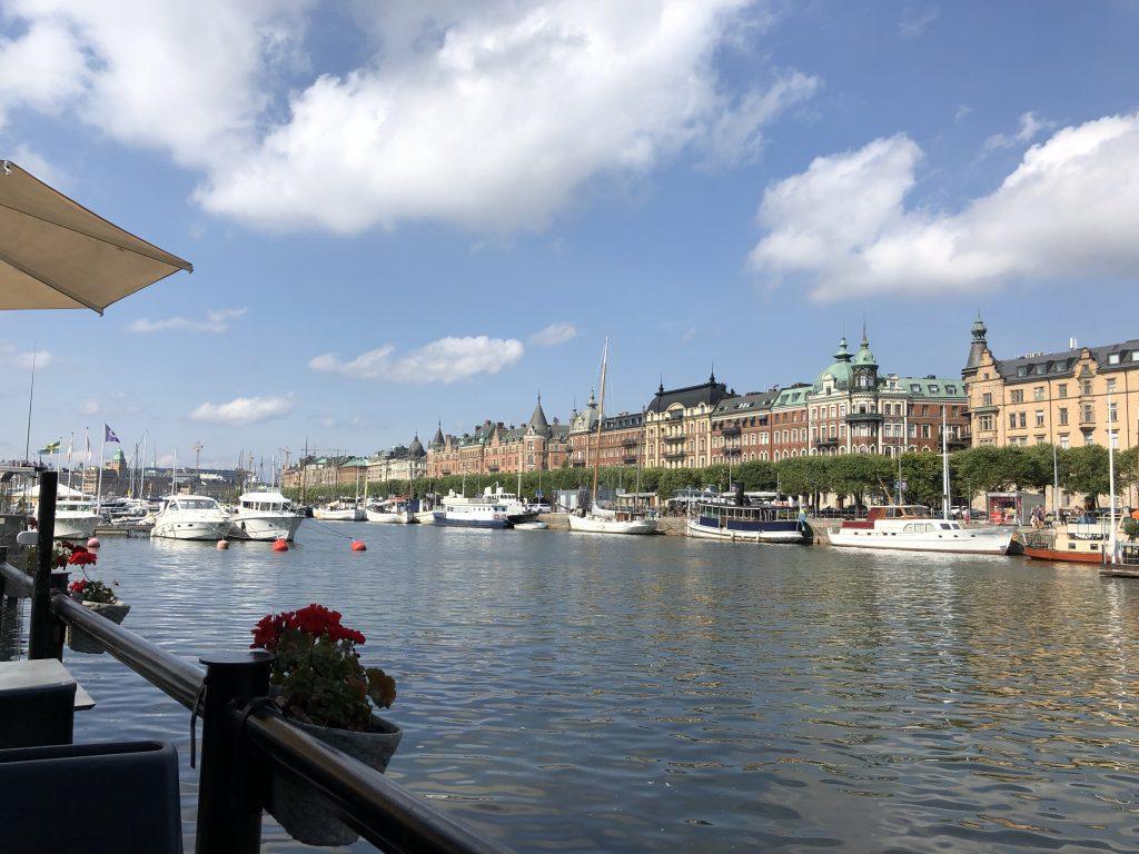 Djurgårdsbron Stockholm