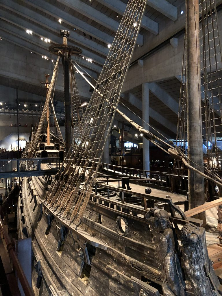 What to see in Stockholm - Vasa Museum Stockholm  - Giddy Guest