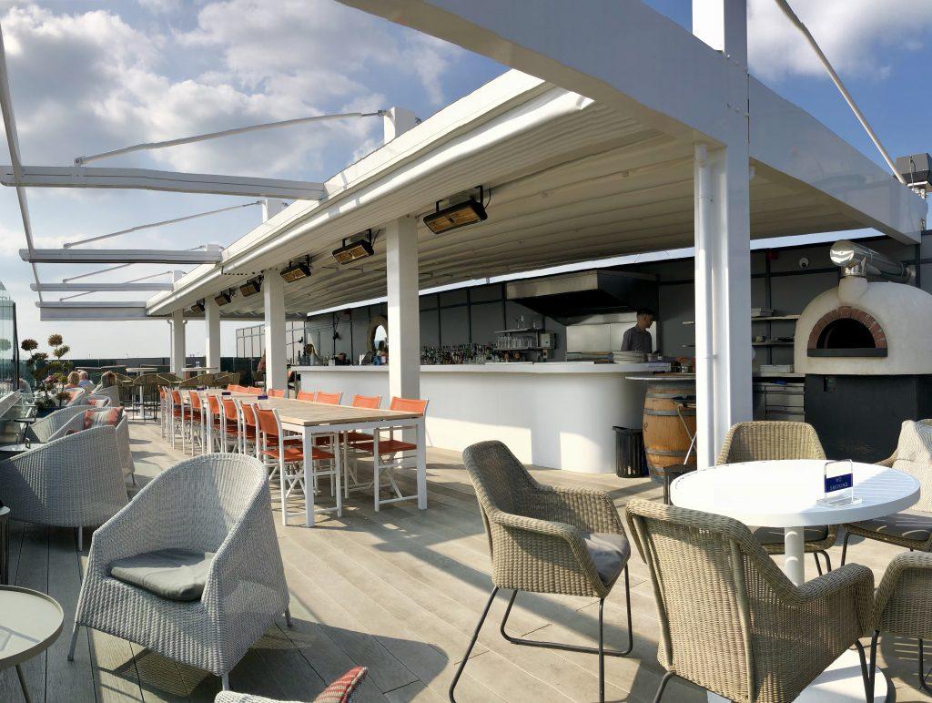 Southampton Harbour Hotel & Spa, Southampton - harBAR on 6th