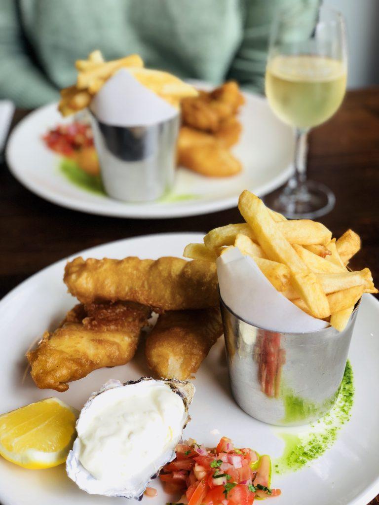 Fishy fihy Cafe Kinsale Ireland