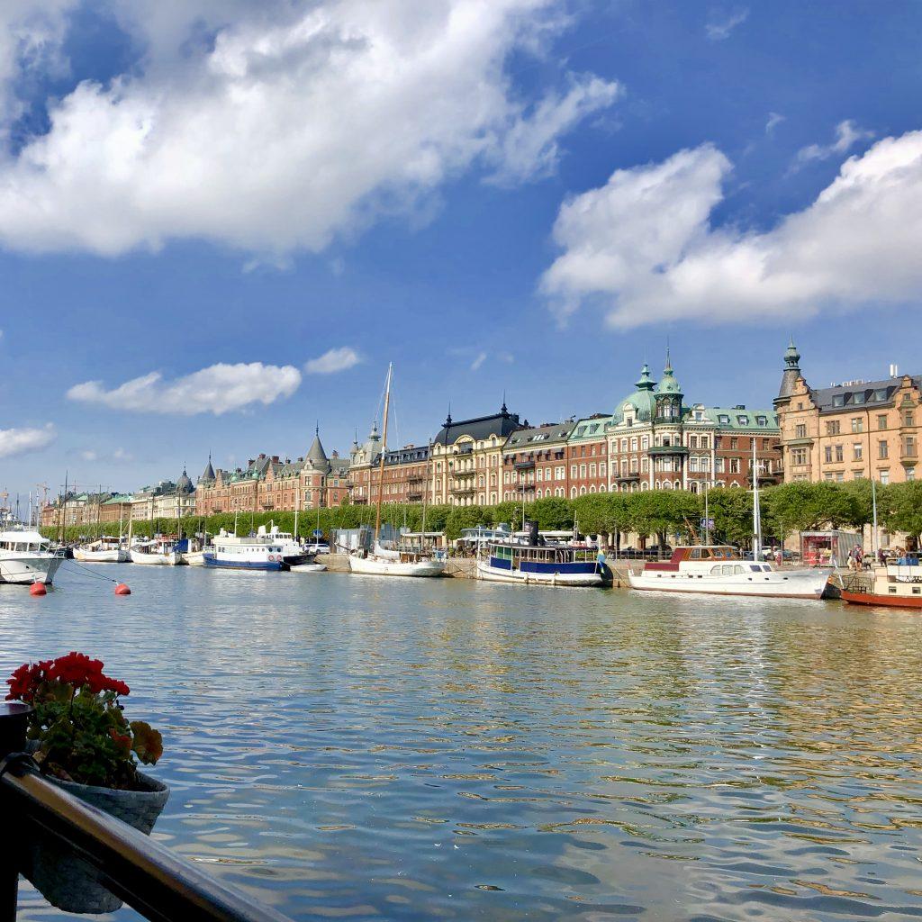 Celebrity Cruises - Stockholm, Sweden - Cruising Northern Europe