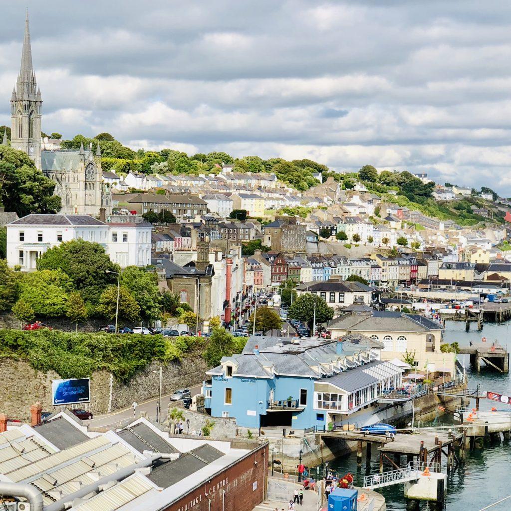 Cobh Ireland - Celebrity Cruises