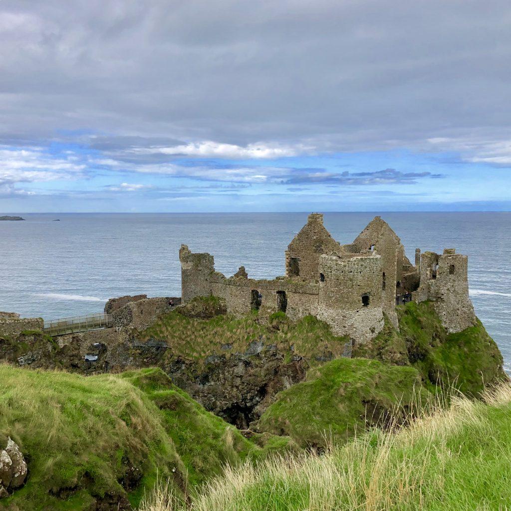 Dunluce Castle - Belfast, Northern Ireland