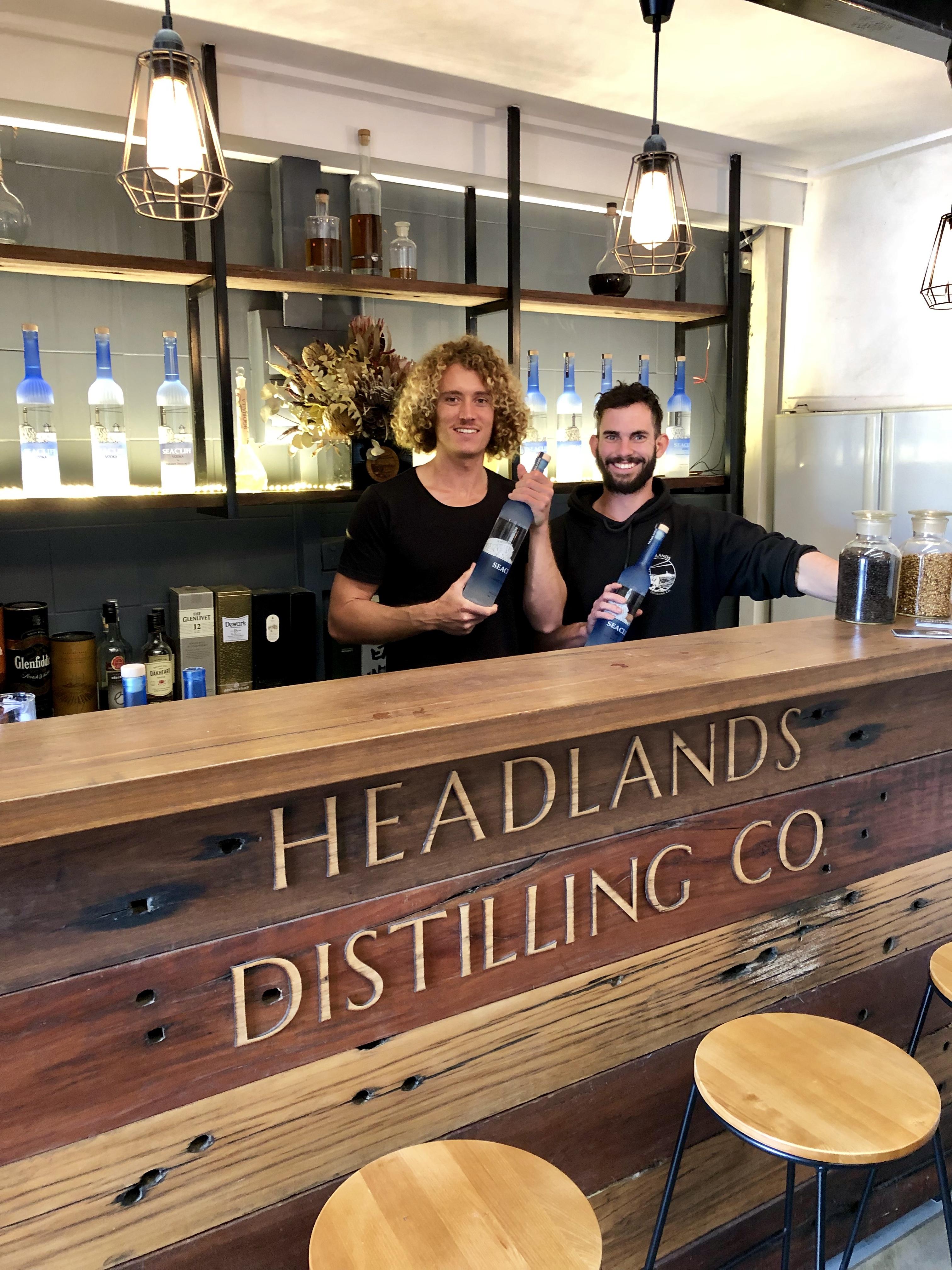 Headlands Distilling Co ,Wollongong