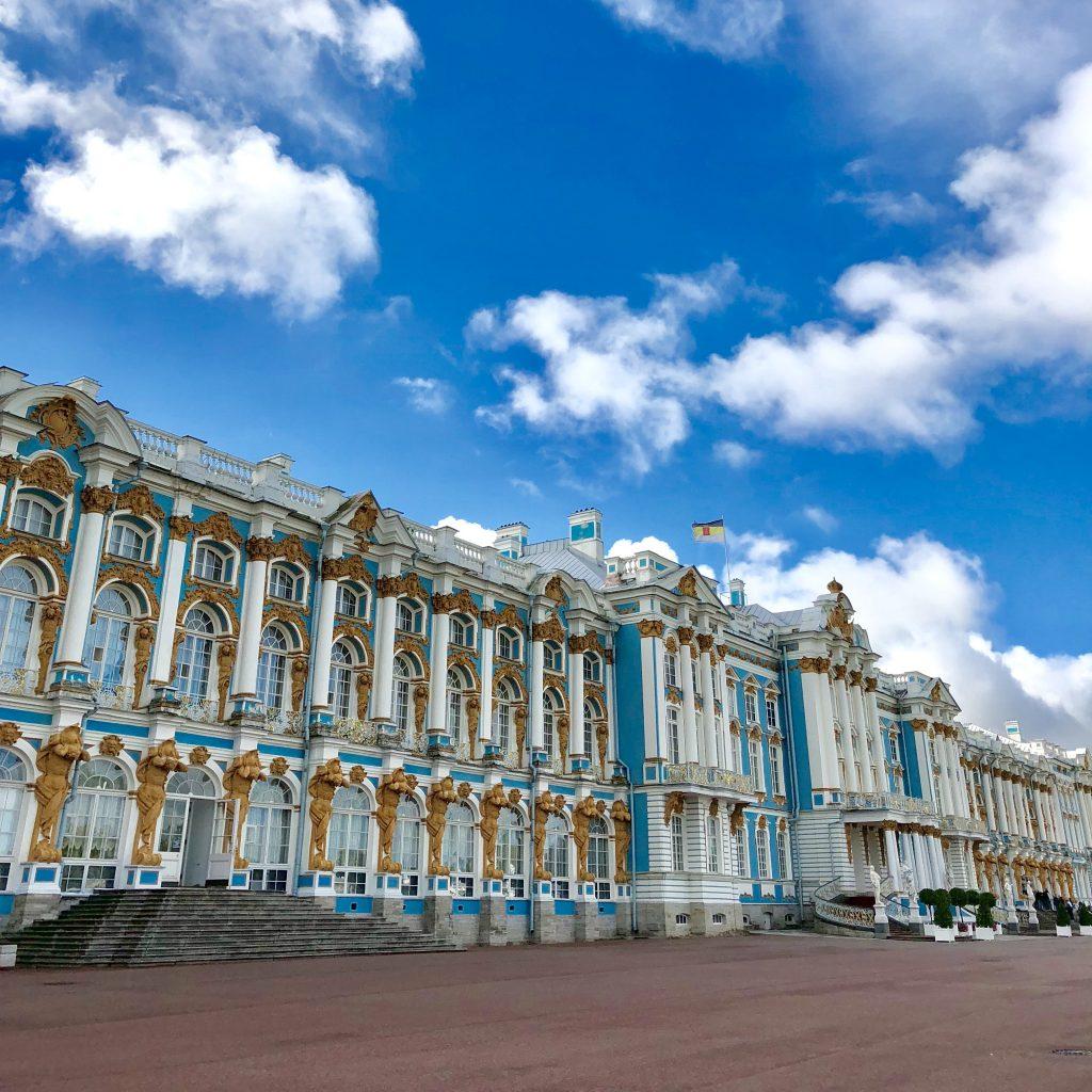 St Petersburg, Russia - Celebrity Cruises