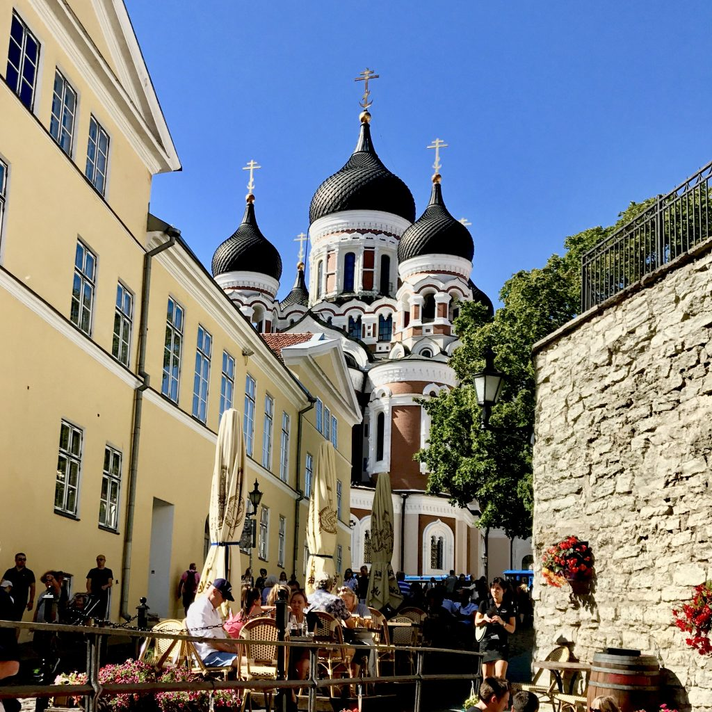 Celebrity Cruises - Tallinn, Estonia - Cruising Northern Europe