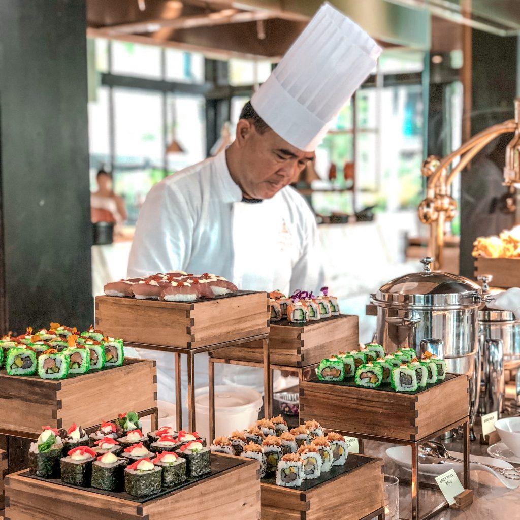 The Apurva Kempinski Bali - Pala Restaurant
