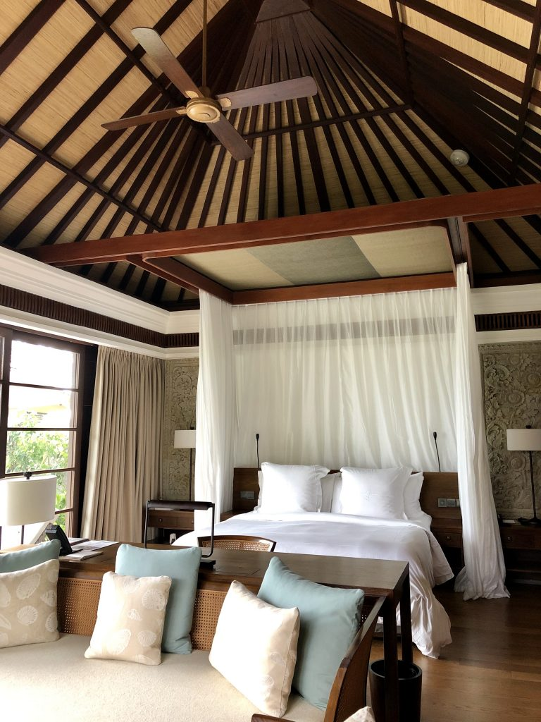 Experience Luxury Accommodation at the Four Seasons Resort Bali at Jimbaran Bay - Giddy Guest