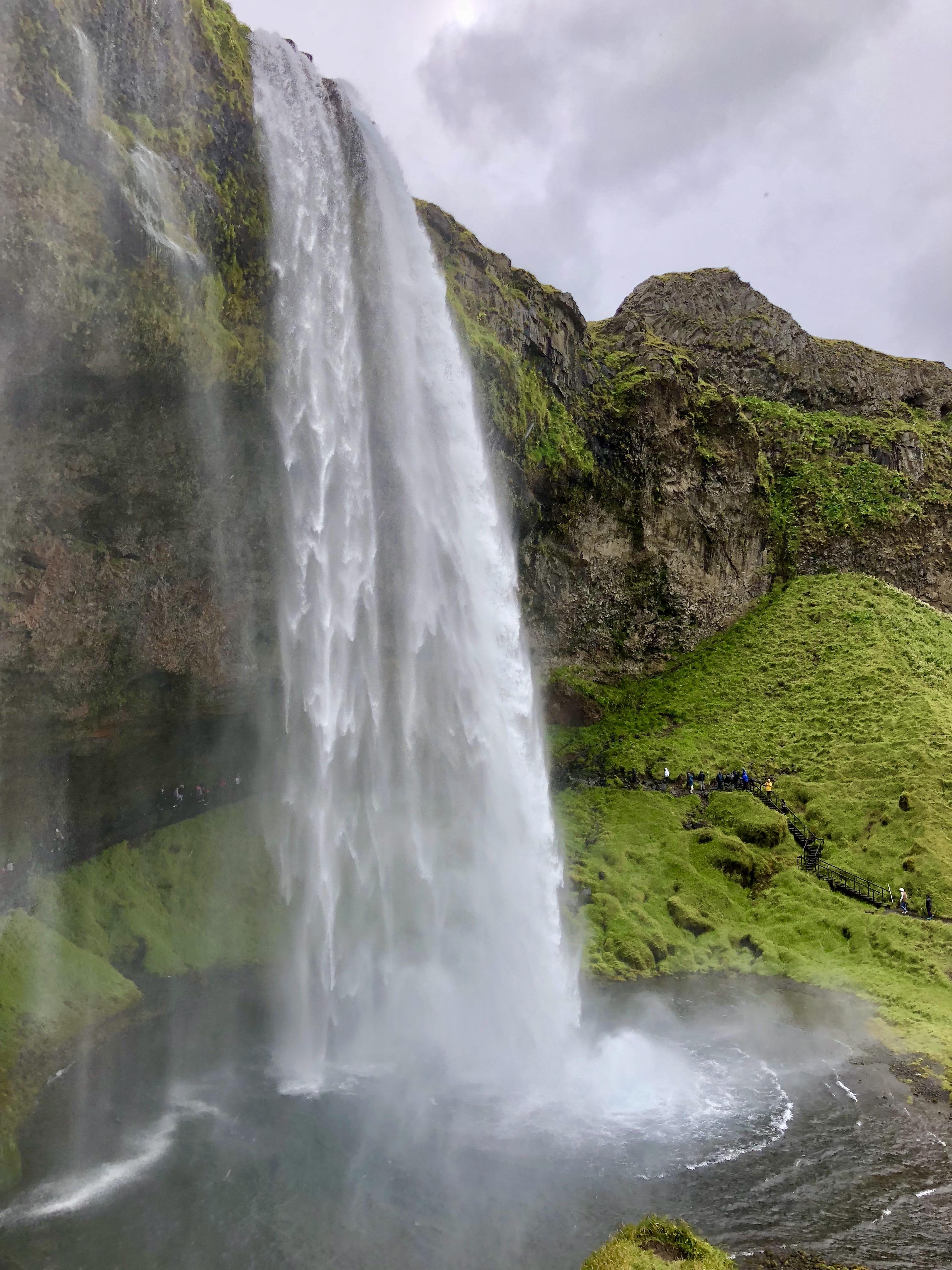 Seljalandsfoss Waterfall  Iceland - Tour  Iceland's South Coast