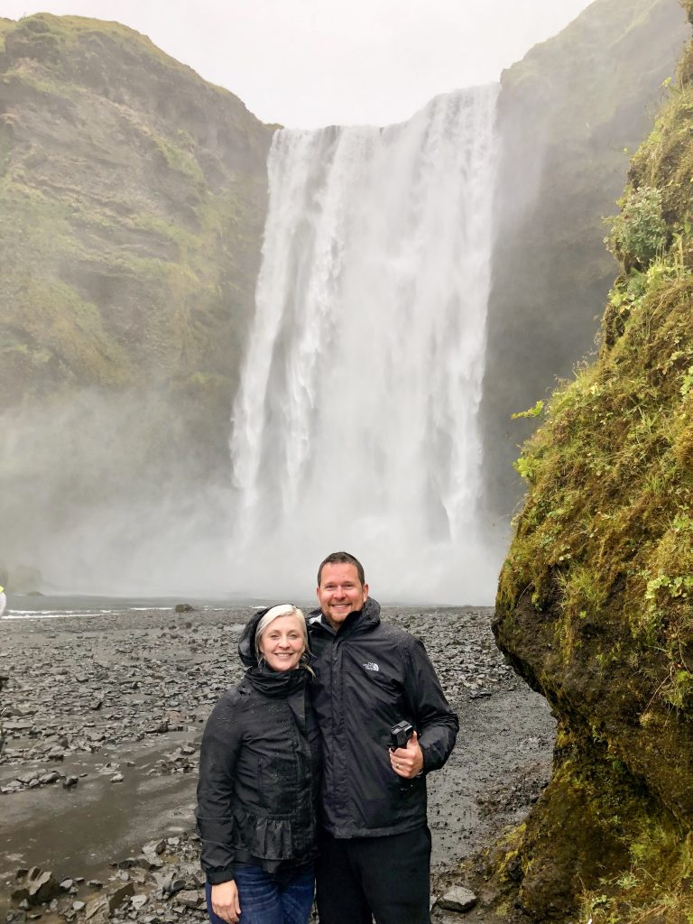 Tour Iceland's South Coast & The Blue Lagoon - Skogafoss Waterfall - Giddy Guest