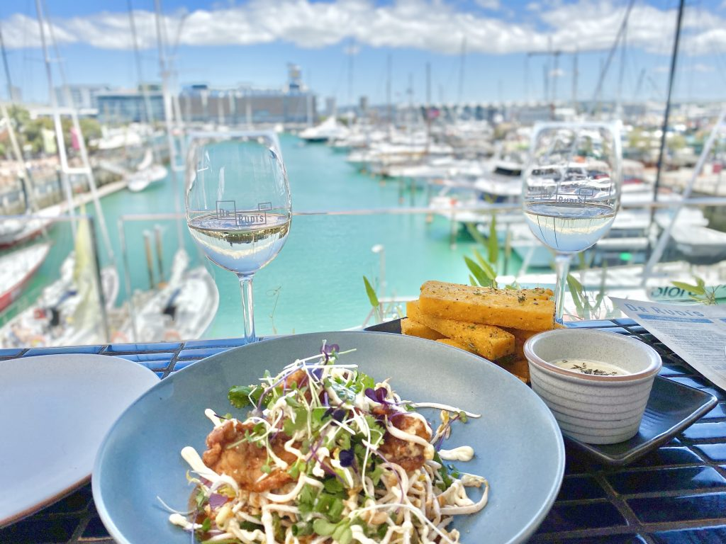Dr Rudi's - Viaduct Harbour Auckland  - Giddy Guest