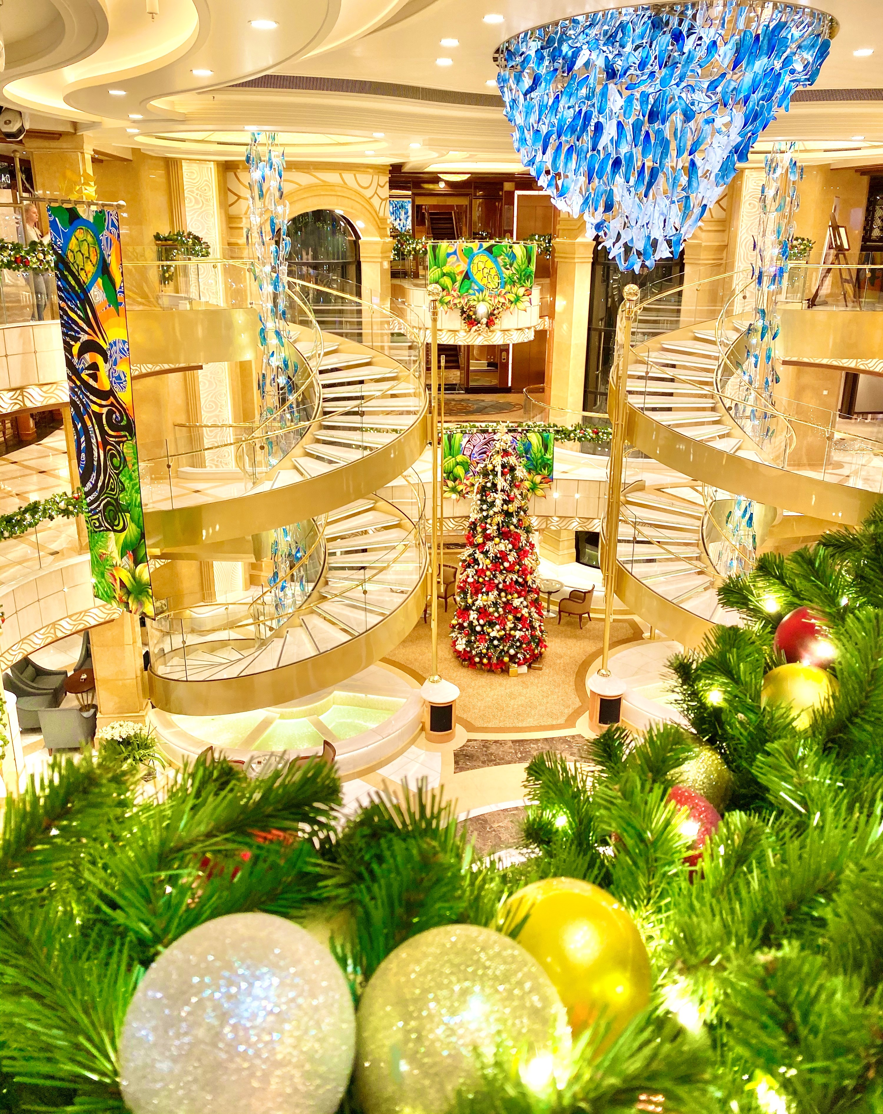Majestic Princess Christmas Tree