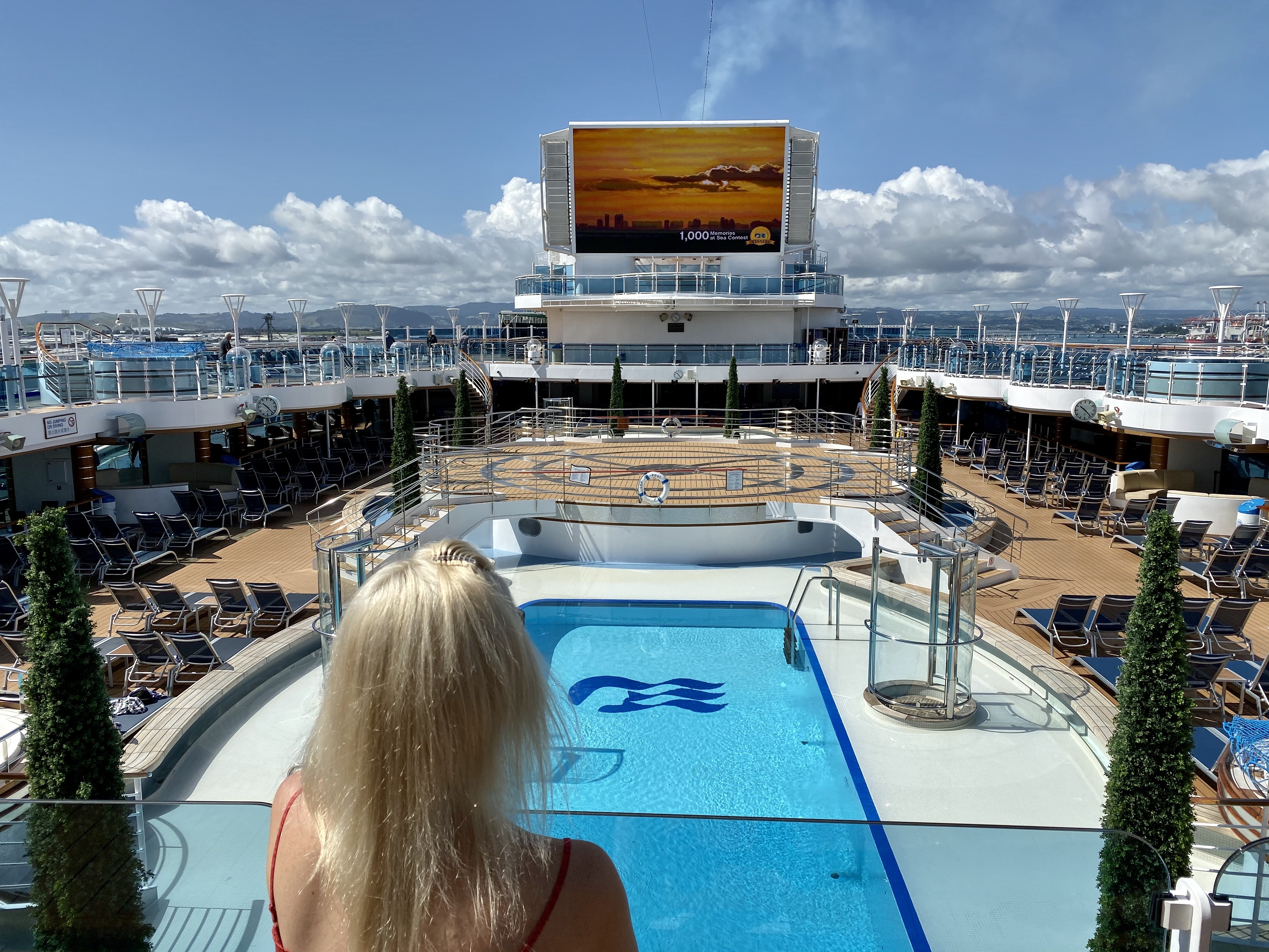 Primcess Cruises - Majestic Princess - Giddy Guest