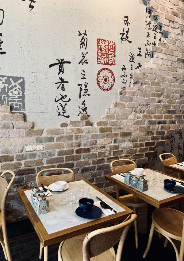 Delicious Dumplings at Lotus Dumpling Bar