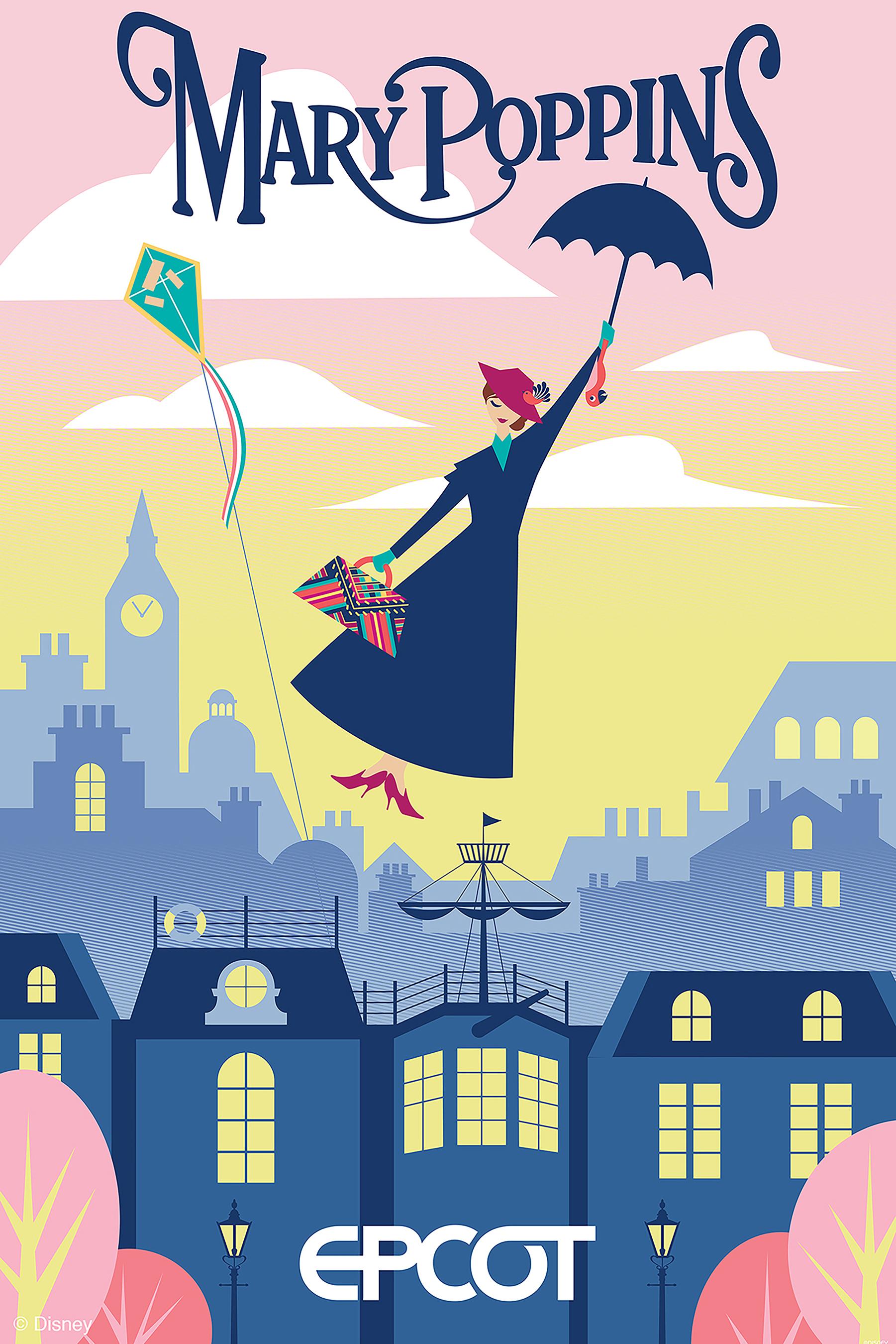 Walt Disney World - Mary Poppins