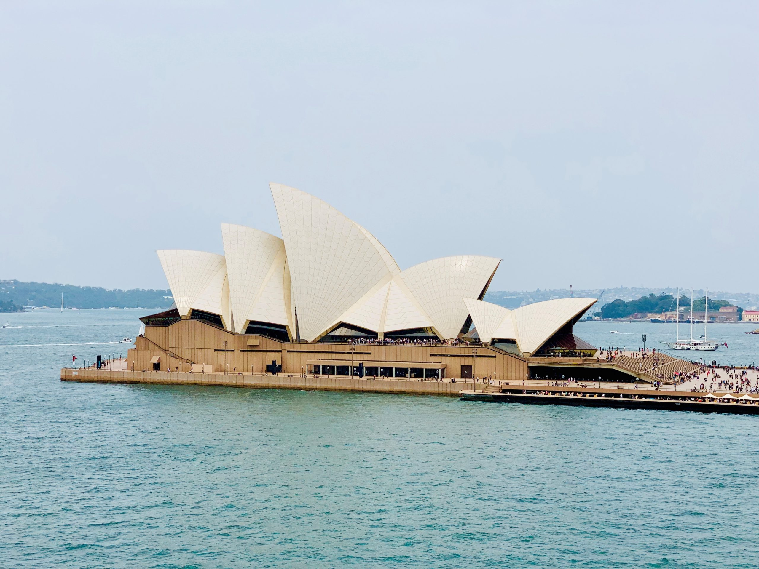 Travel the World 2020 - Virtual Tour of Sydney Opera House - Giddy Guest