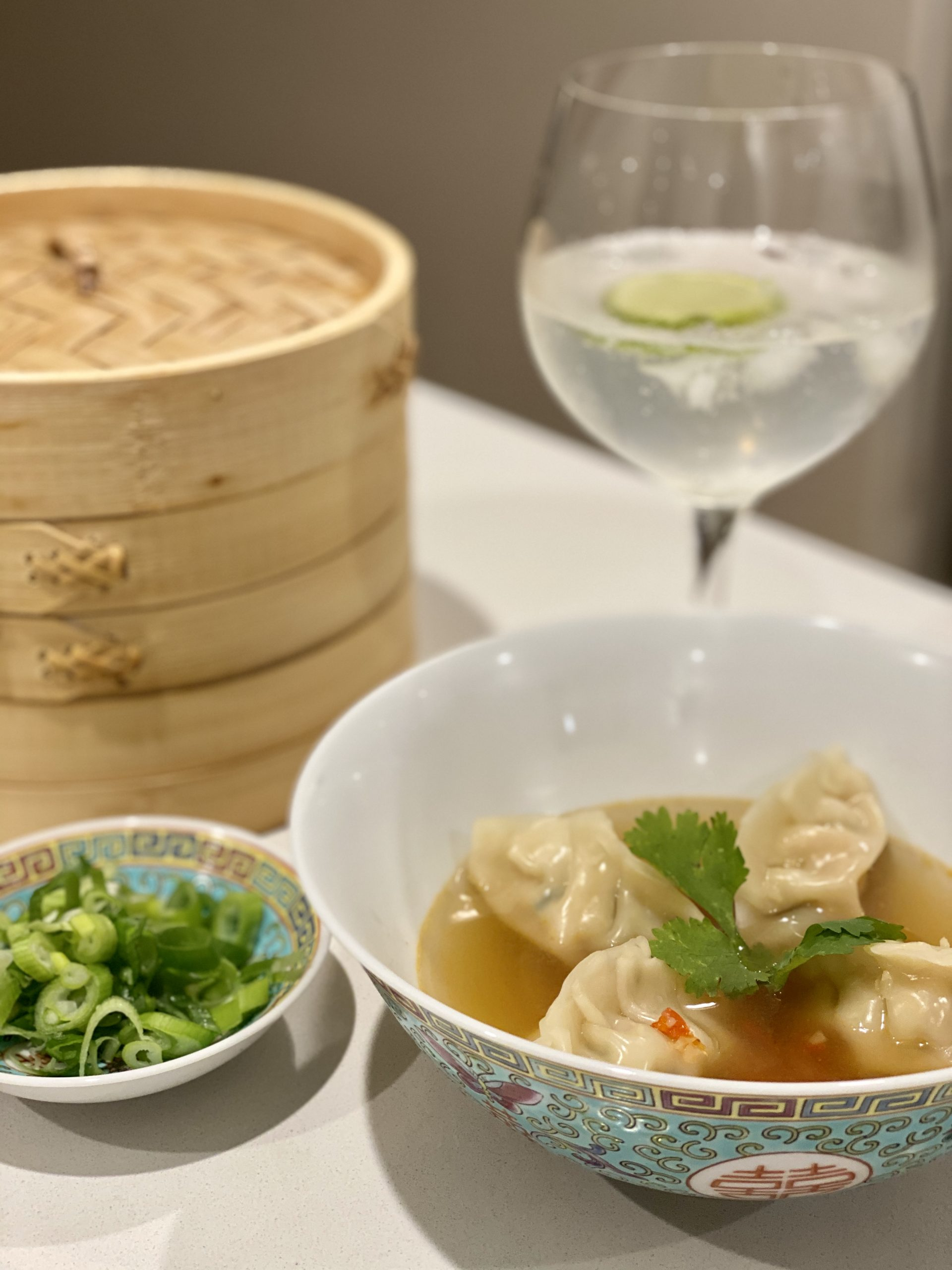 Food Tourism - Donna Hay Dumplings - Giddy Guest