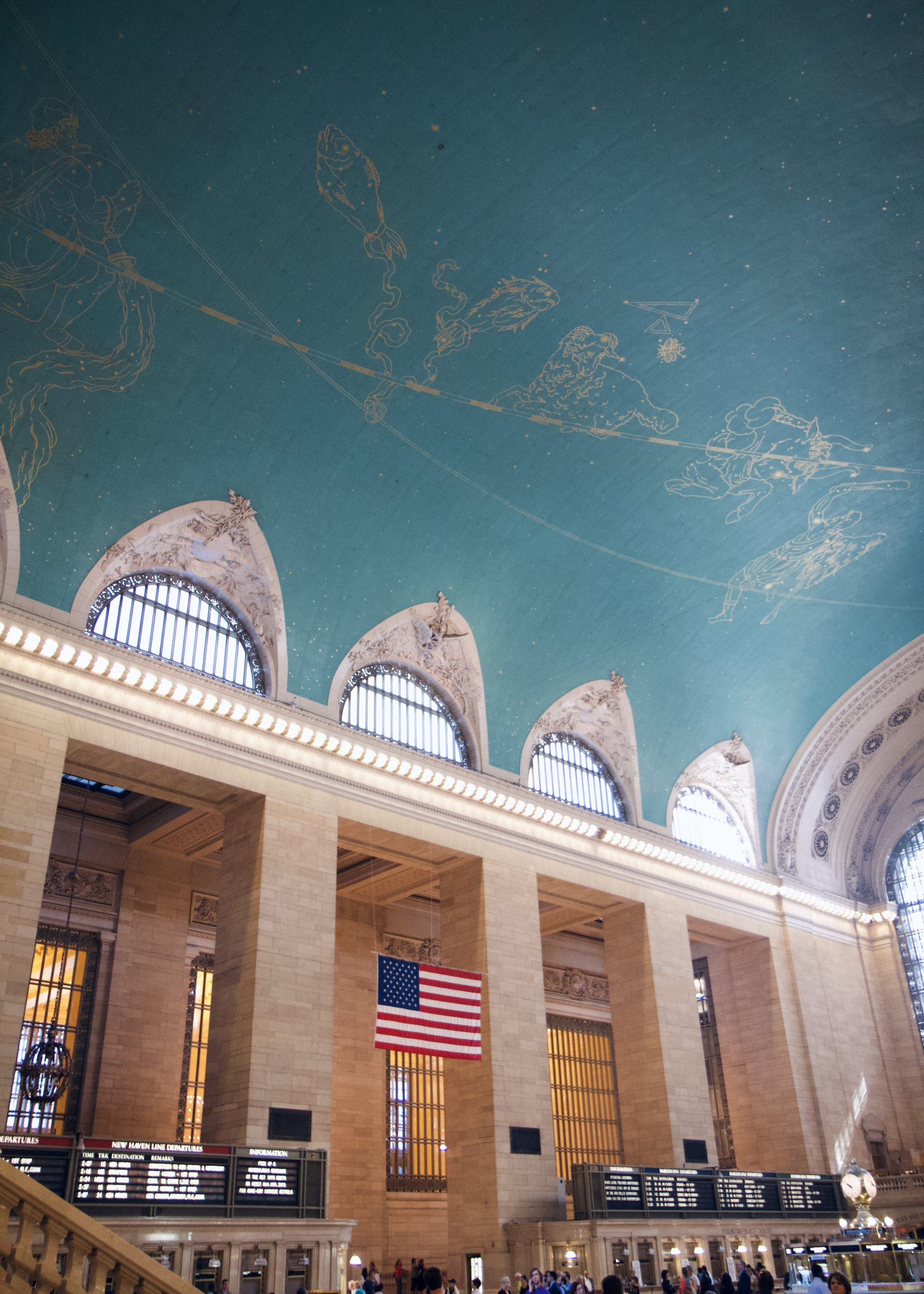 Grand Central Terminal , New York - Giddy Guest