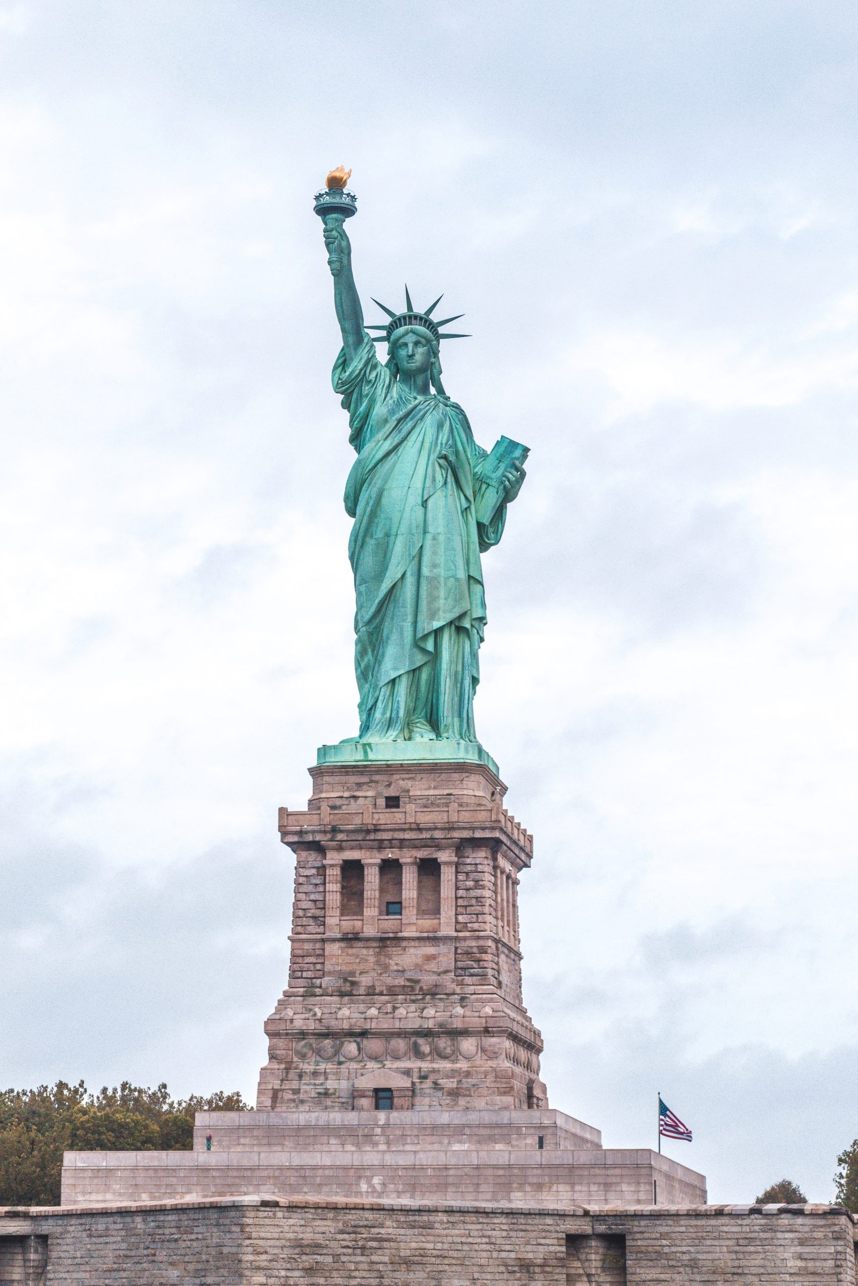 Statue of Liberty, New York - How Long Should I stay in New York, Giddy Guest