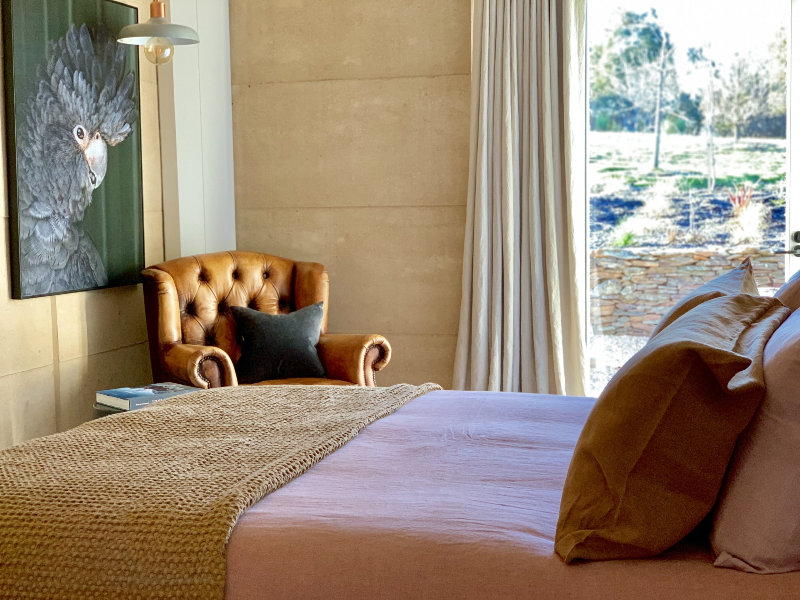 Luxury Country Getaway at The Barn at Nguurruu , NSW - Giddy Guest